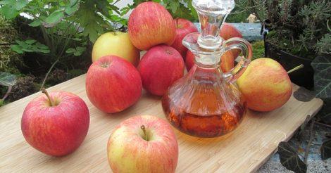 8 Kegunaan dan Manfaat Cuka Apel