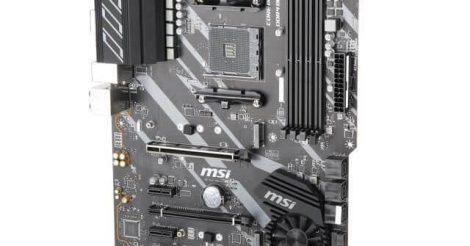 Review Singkat MSI x570: Motherboard Handal untuk Laptop Gaming